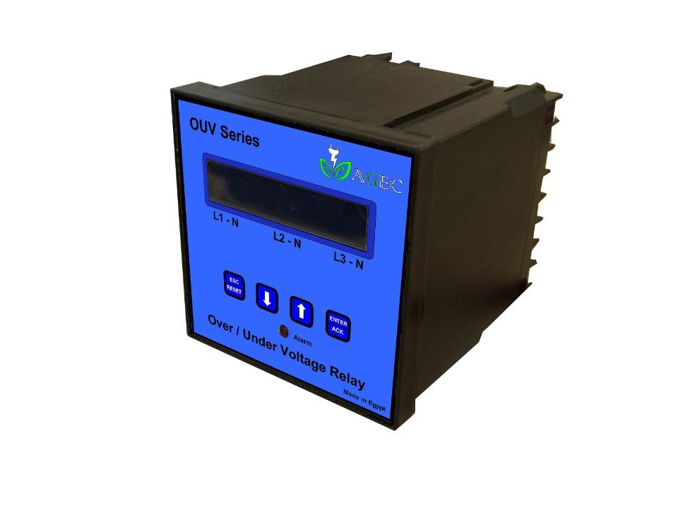 over/under-voltage-protection-relay